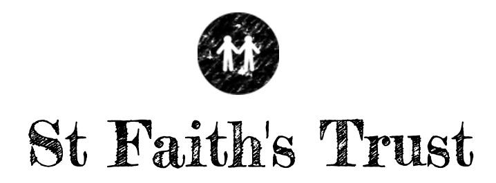 St Faith's Trust logo